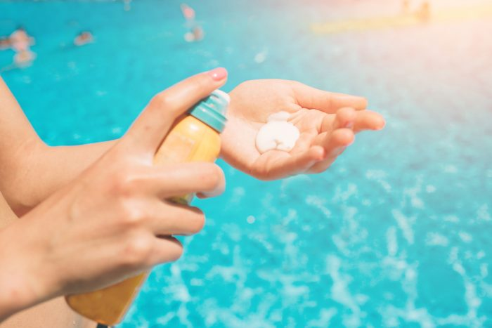 Protect yourself from the sun with five summer skin care tips