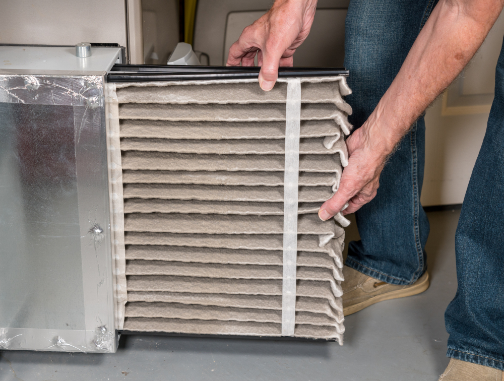 Why it's Important to Change Your HVAC Filter