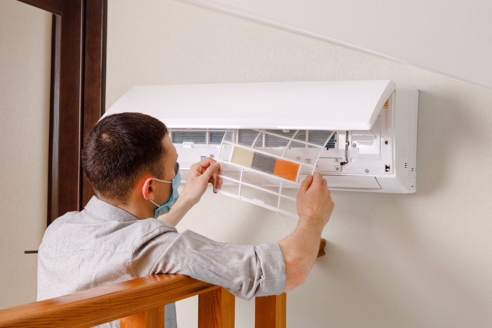 5 Steps to Replace Your Home Air Filter